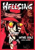 Hellsing 1 Anime Manga