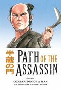 Path of the Assassin 3 Comparison of a Man