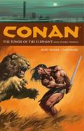 Conan The Tower of the Elephant And Other Stories
