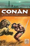Conan 3 The Tower of the Elephant and Other Stories