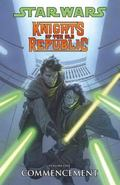 Star Wars Knights of the Old Republic 1 Commencement