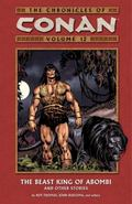 Chronicles of Conan 12 The Beast King of Abombi and Other Stories
