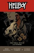Hellboy, Volume 7: The Troll Witch and Other Stories