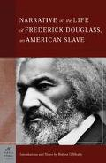 Narrative Of The Life Of Frederick Douglas, An American Slave