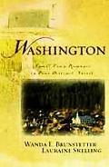Washington Small-Town Romance in Four Distinct Novels
