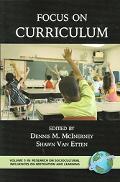 Focus on Currriculum