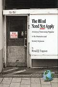 Blind Need Not Apply A History of Overcoming Prejudice in the Orientation and Mobility Profe...