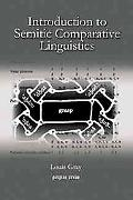 Introduction to Semitic Comparative Linguistics