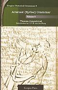 Aramaic (Syriac) Grammar: Introduction by J. P. M. Van Der Ploeg, Vol. 3