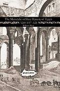 Mameluke or Slave Dynasty of Egypt 1260-1517 A. D.