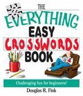 Everything Easy Cross-Words Book Challenging Fun for Beginners