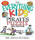 Everything Kids' Pirates Puzzle And Activity Book Set Sail into a Treasure-trove of Fun!