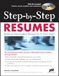 Step-by-Step Resumes Build an Outstanding Resume in 10 Easy Steps