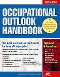 Occupational Outlook Handbook, 2010-2011: With Bonus Content (Occupational Outlook Handbook ...