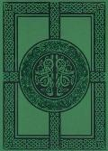 Celtic Green with Embossed Black Foil Journal 6x8