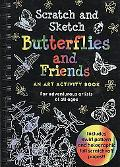 Scratch & Sketch Butterflies and Friends