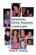 Identifying Gifted Students A Practical Guide