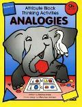 Attribute Block Analogies Thinking Activities