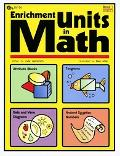 Enrichment Units in Math Book 1