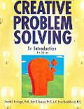 Creative Problem Solving An Introduction