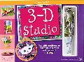 3-D Studio: Play with Punch-Out Art and Foam Squares to Make Projects That Pop!