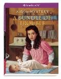 A Bundle of Trouble: A Rebecca Mystery (American Girl Mysteries)