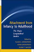 Attachment from Infancy to Adulthood The Major Longitudinal Studies