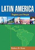 Latin America Regions And People