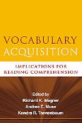 Vocabulary Acquisition Implications for Reading Comprehension