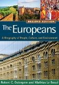Europeans : A Geography of People, Culture, and Environment