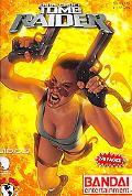 Tomb Raider Tankobon 4