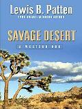 Savage Desert: A Western Duo (Five Star Western Series)