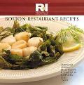 Boston Restaurant Recipes