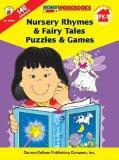 Nursery Rhymes & Fairy Tales Puzzles & Games (Home Workbooks)