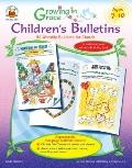 Growing in Grace Children's Bulletins