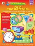 30 Ready-to-Use Math Transparencies