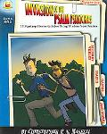Invasion of the Psalm Psnatchers Ages 8-12 12 Mystery Stories to Solve Using the Book of Psalms