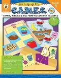 Basic Language Arts G.A.M.E.S. Grade K