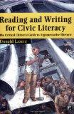 Reading and Writing for Civic Literacy: The Critical Citizen's Guide to Argumentative Rhetor...