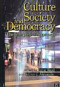 Culture, Society, and Democracy The Interpretive Approach