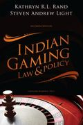 Indian Gaming Law and Policy