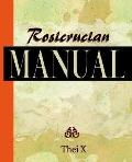 Rosicrucian Manual