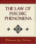Law of Psychic Phenomena-psychology