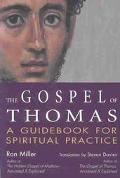 Gospel of Thomas A Guidebook For Spiritual Practice