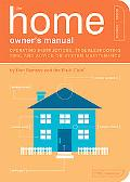 Home Owner's Manual Operating Instructions, Troubleshooting Tips, And Advice on Household Ma...