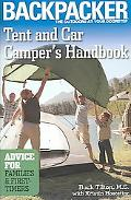 Tent And Car Camper's Handbook Advice for Families & First-timers