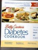 Betty Crocker's Diabetes Cookbook