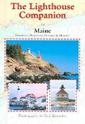 Lighthouse Companion For Maine