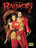 Rapaces vol. 4 (Raptors vol. 4) - Enrico Marini - Paperback - Spanish-language Edition