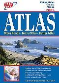 AAA 2005 North American Road Atlas